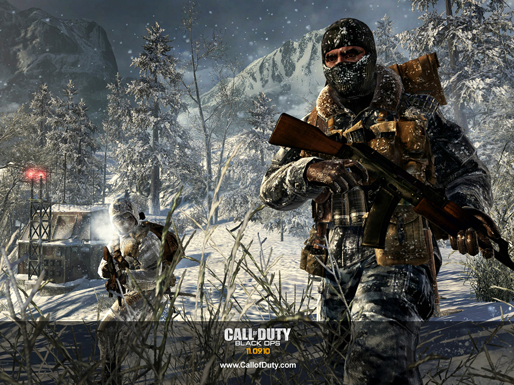 Black Ops рекорд