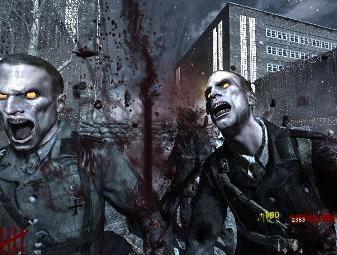 ZombieMod в Black Ops