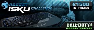 Roccat Isku Challenge